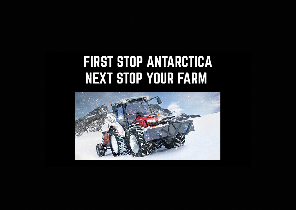 Massey Ferguson tractor ad