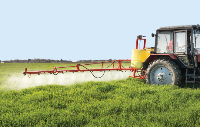 What's it take to produce new pesticides?