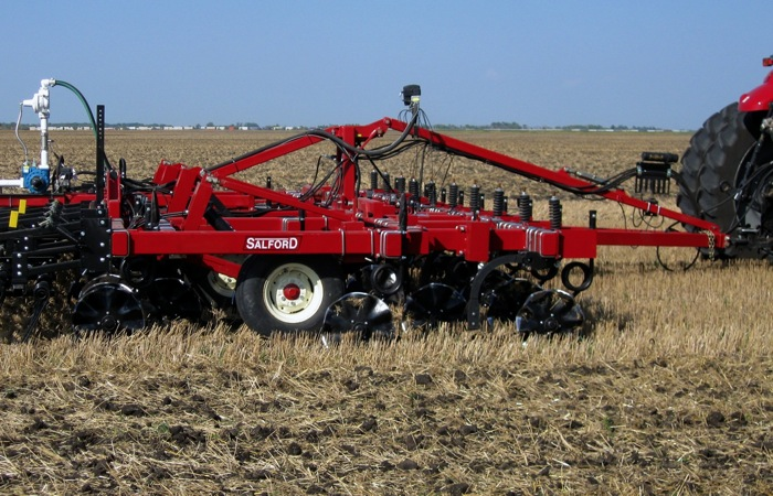 Zero tillage can increase P loss