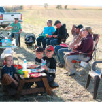 Meals in the field can be a challenge to plan for.