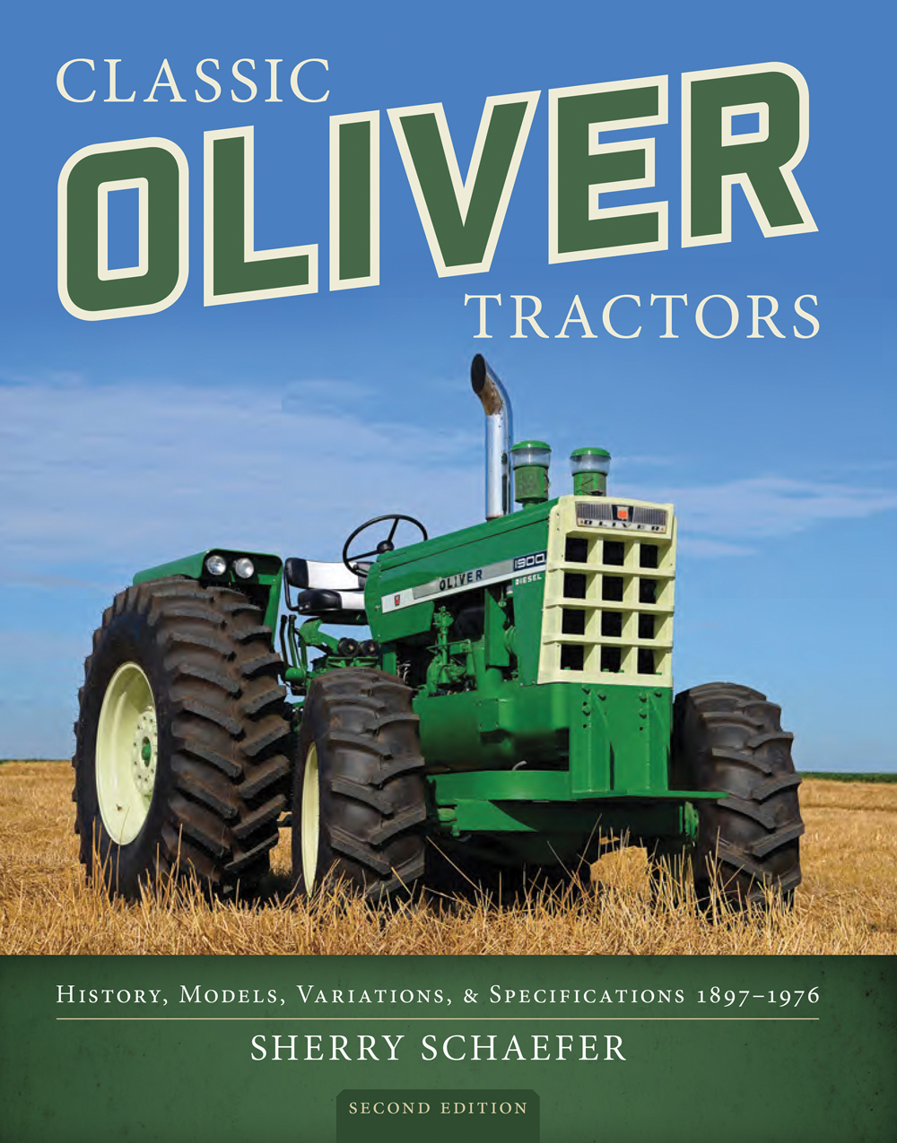 "Reading ""Classic Oliver Tractors"""
