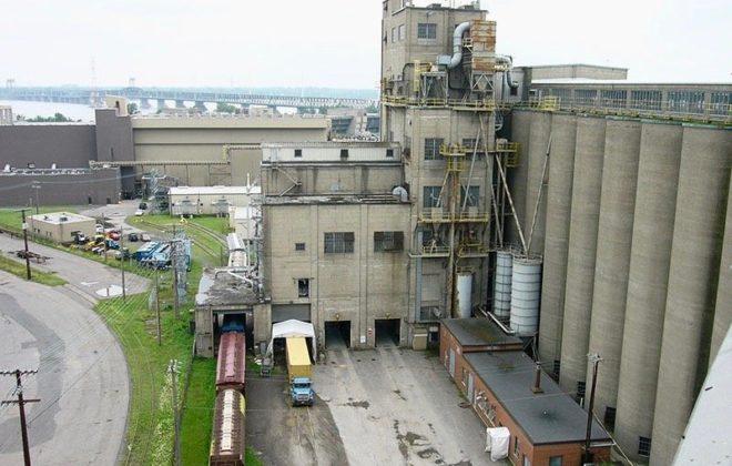 Canada Malting's processing plant in Montreal. (CanadaMalting.com)