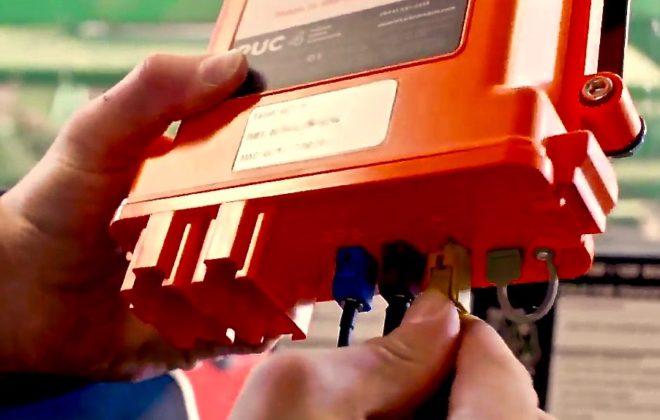 Farmobile's PUC unit. (Video screengrab from Farmobile.com via YouTube)