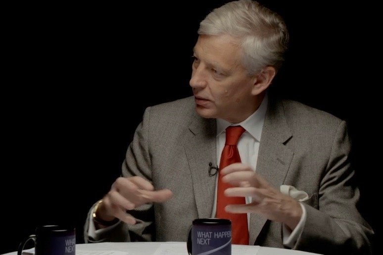 Dominic Barton. (Video screengrab from McKinsey.com)