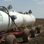 Anhydrous ammonia – handle with care!