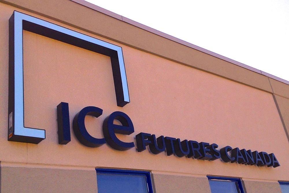ICE Futures Canada's head office in Winnipeg. (Dave Bedard photo)