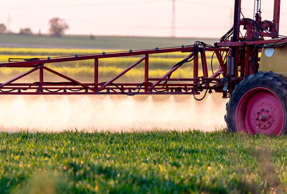 Adjuvants help keep pesticide ingredients suspended in spray water and improve adherence to what you are targeting.