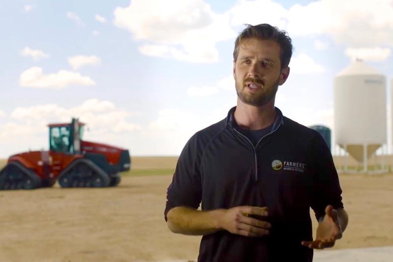 Charles Baron and partners brought FBN to Canada in 2017, buying Saskatchewan-based Yorkton Distributors. (FBN video screengrab via YouTube)
