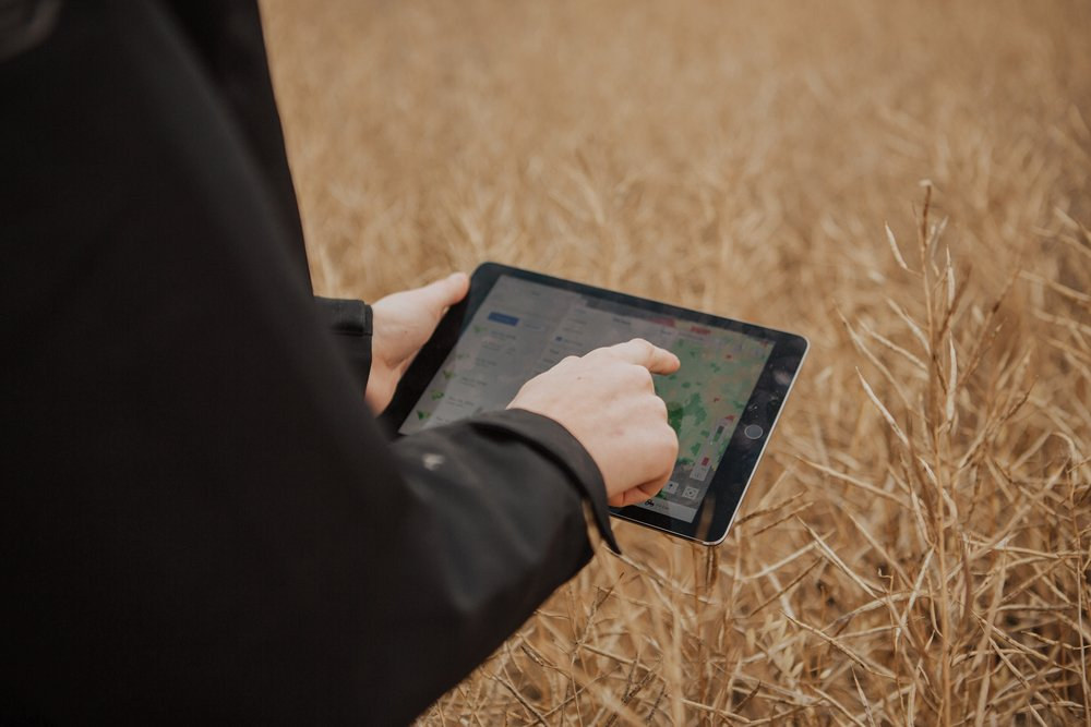 Bayer Crop Science's digital data management platform Climate FieldView allows producers to visualize and analyze crop production data and assist with management decisions.