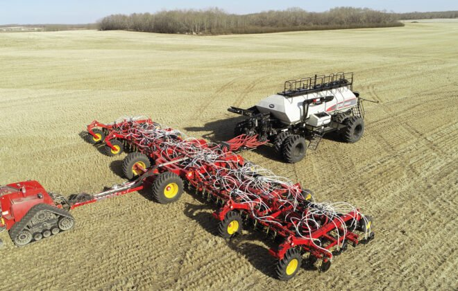 Bourgault is introducing the new 3335QDA drill, along with a 3330SE model, for the 2021 season. Both are available with updated opener options.