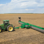 Use of land-rolling technology varies regionally and by crop. The vast majority of farmers in central Alberta, despite not growing soybeans, do roll their land. Rolling is much less common in more northern growing regions of the Prairies.