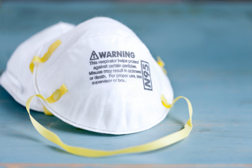 PPE care and use during COVID-19