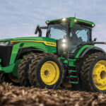 Deere's 8 series updates for the 2022 model year
