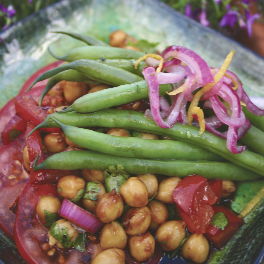 Meal ideas for a hot summer