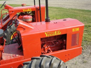Is there still a classic old machine in your farm fleet?